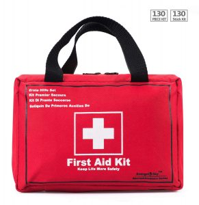 botiquin primeros auxilios emergencia