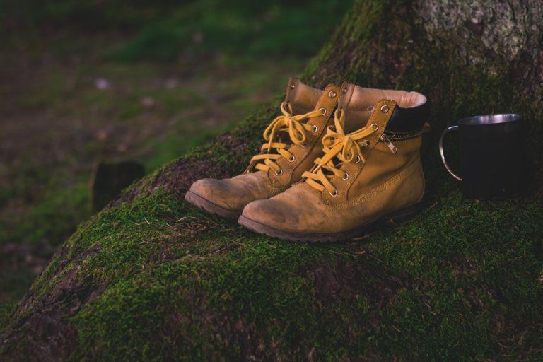 Un par de botas