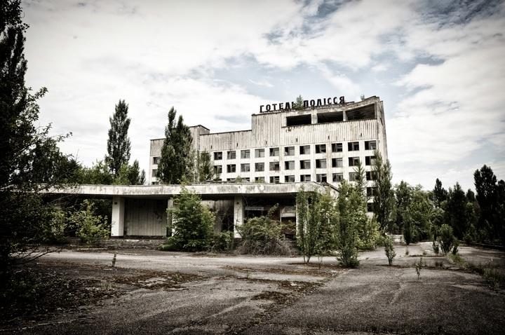 Chernobil, Ucrania