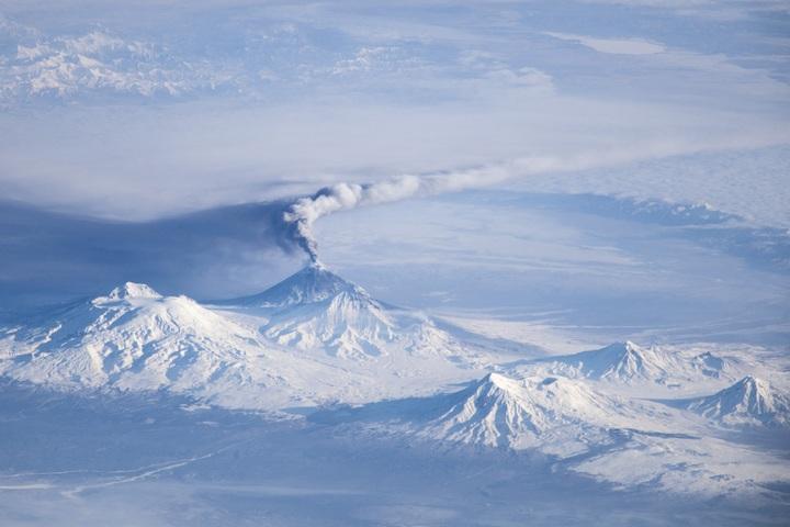 Peninsula de Kamchatka, Rusia
